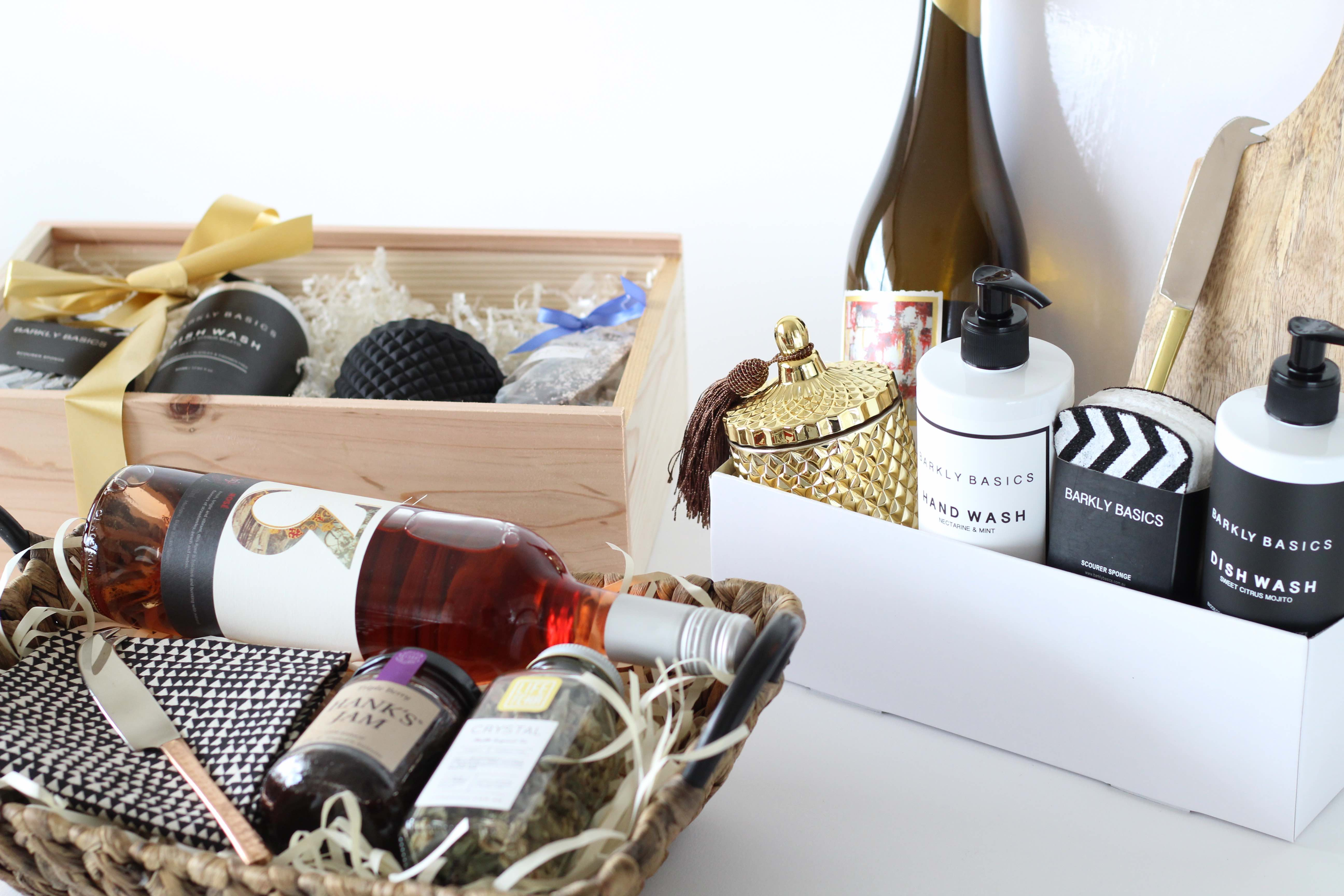Property Welcome Hampers and Gift Baskets