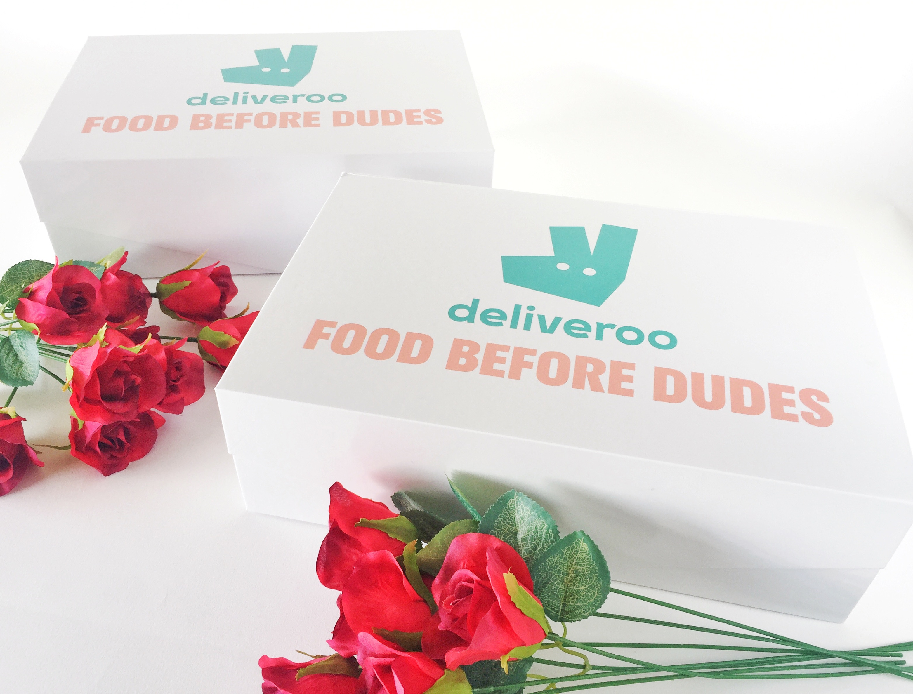 Food Before Dudes Media Kit for Deliveroo to gift The Bachelor contestants