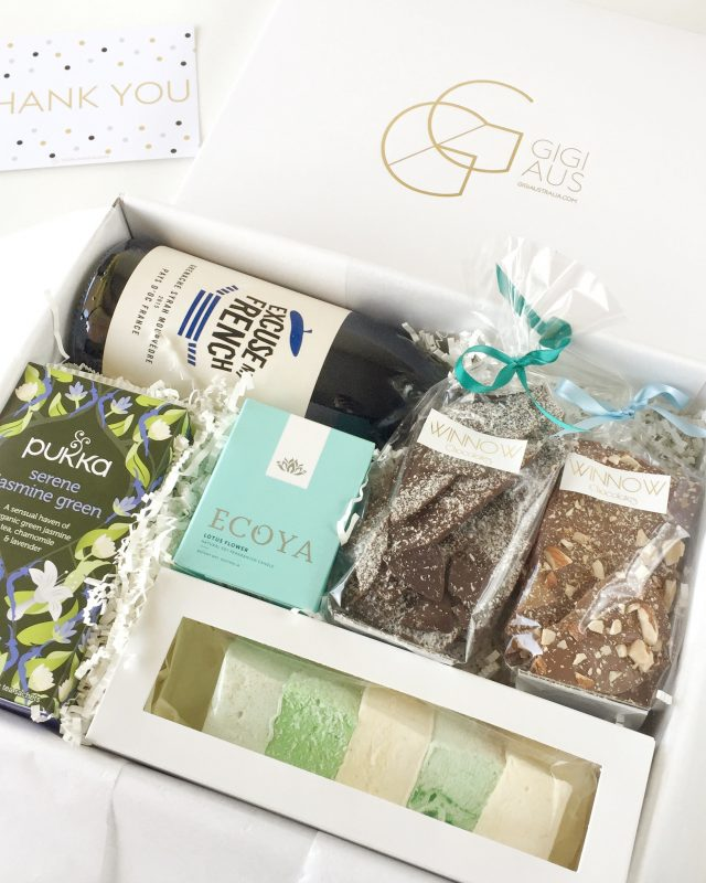 A perfect gift basket to say 'Thank You' to a client, referral, colleague or even a friend or family member,