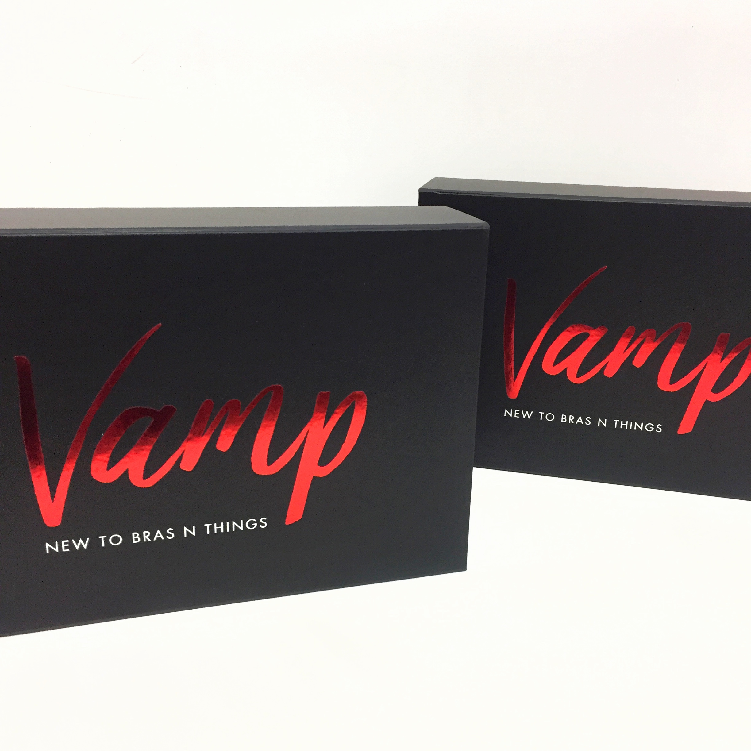 WE CREATED THESE VAMP MEDIA KITS